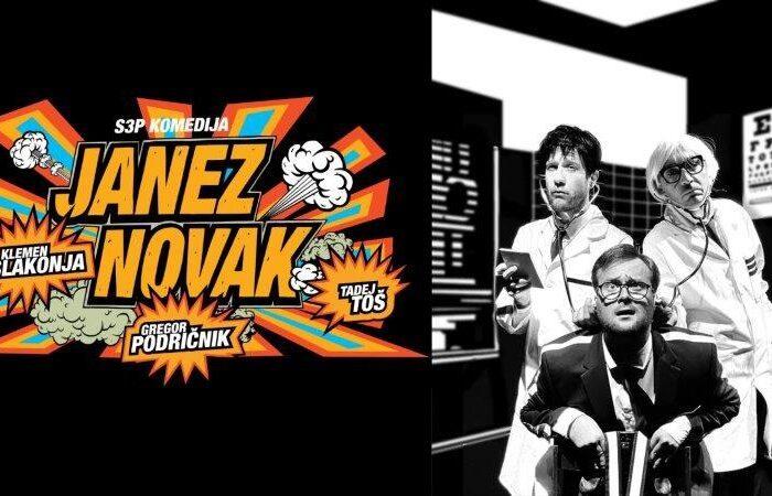 Janez Novak, S3P komedija